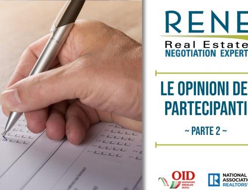 Corso RENE® di NAR®: le opinioni dei partecipanti | Seconda parte