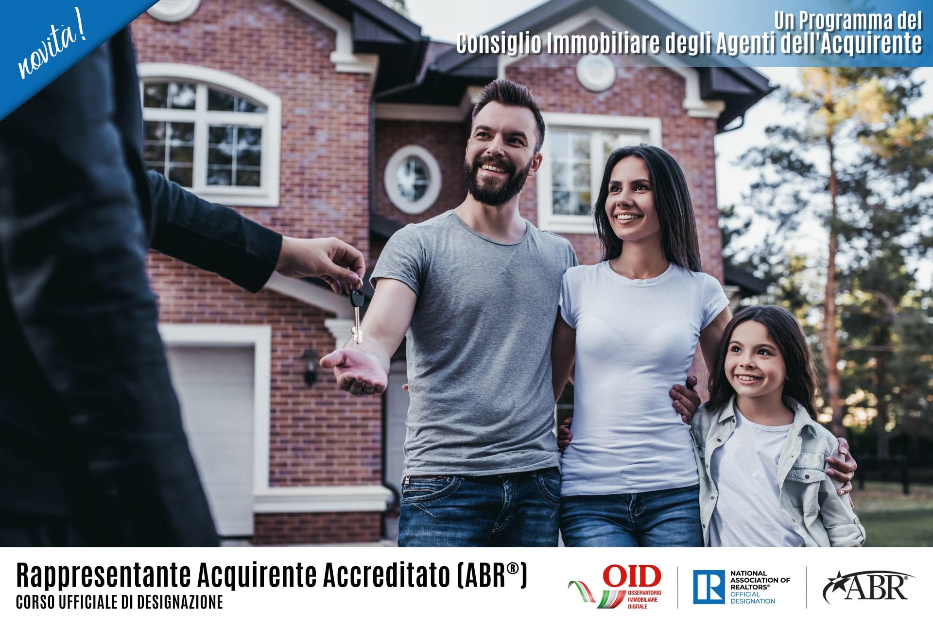 Primo corso ABR di OID-NAR® consulenza di parte