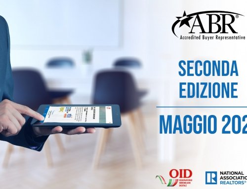 Al via la seconda edizione di ABR: la Designazione OID-NAR® in Consulenza di Parte dell'Acquirente.