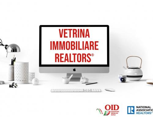 È nata la piattaforma per i Realtors® certificati NAR® con Vetrina Immobiliare e Forum.